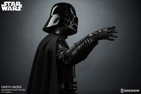Darth Vader Wars wars darth vader legendary scale tm figure by