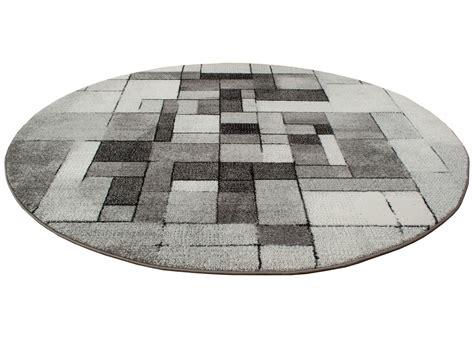 teppiche läufer runde teppiche la spezia grau trendcarpet de