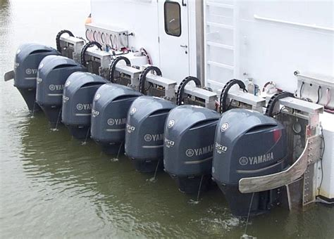 yamaha motor boat government boats 36 outdone tugster a waterblog