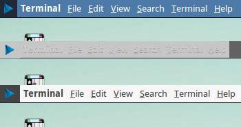 qt layout flicker global menu in xfce nochkawtf
