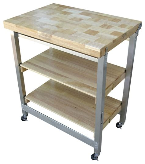 oasis island kitchen cart oasis concepts stainless steel wood flip fold kitchen island finish contemporary