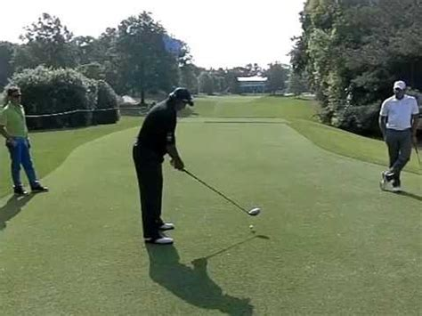 angel cabrera golf swing angel cabrera pga tour slow motion driver swing 2012