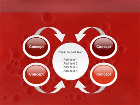 blood ppt templates free blood powerpoint template backgrounds 03987