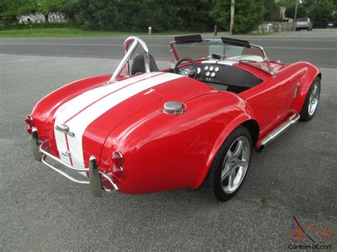 Cobra Auto Bausatz by 1967 Shelby Cobra Kit Car