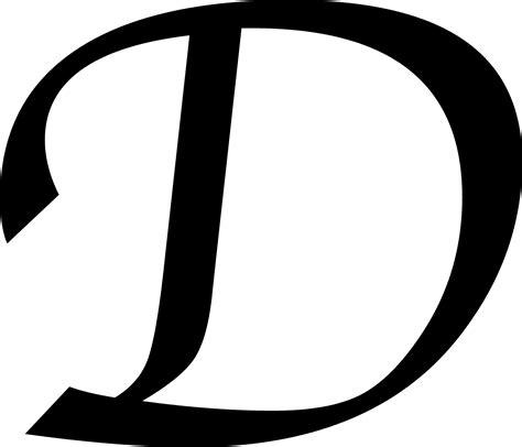 Letter D Images letter d png