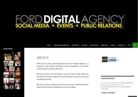 introduction to strategic relations digital global and socially responsible communication books ford digital agencies top interactive agencies best
