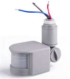 Motion Sensor For Outdoor Lights Rf 12m Gray Led Security Pir Infrared Motion Sensor For Outdoor Wall Stair Light Ebay