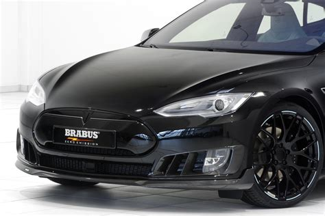 brabus tesla brabus tesla model s zero emission is electrifying