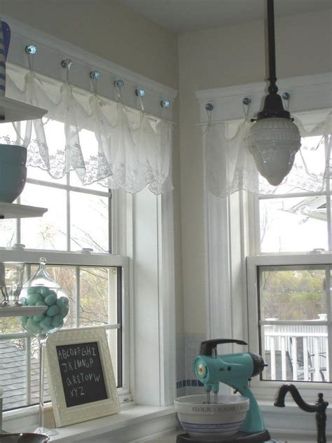 how to hang curtains around bed brilliant ways to use drawer pulls handles you ve never