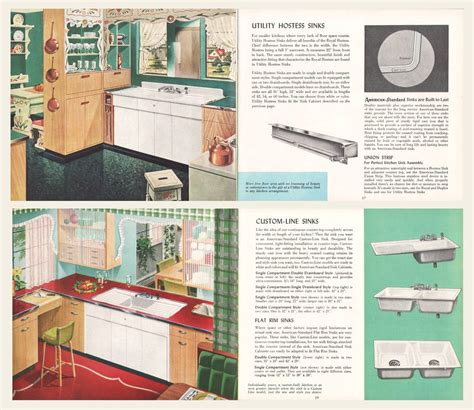 Standard Plumbing And Heating by 1950 American Standard Plumbing And Heating Fixtures