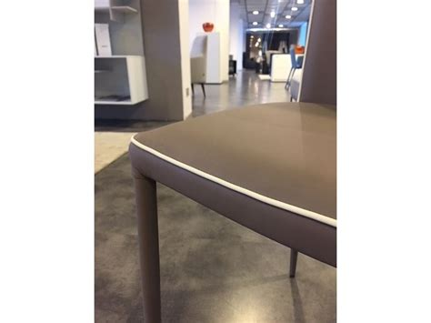 outlet della sedia sedia riflessi marta prezzi outlet