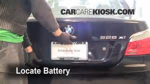 battery replacement 2004 2010 bmw 528xi 2008 bmw 528xi