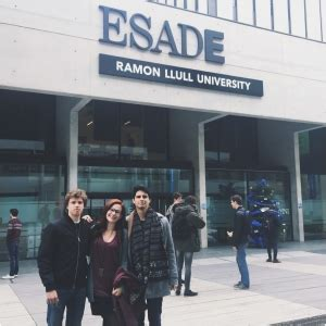 Esade Mba Exchange by The 4 Ps Of My Cems Exchange Lse Management