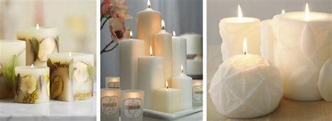 creare candele in casa le candele per un momento di benessere e relax