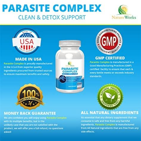 Absonutrix Parasite Detox Xtreme Cleanse by Parasite Cleanse Lookup Beforebuying