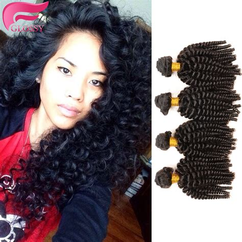 short weave for sale celebrity virgin human hair cheap grade 7a mongolian afro kinky curly virgin hair 4 bundle