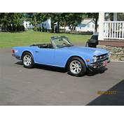 Find Used 1975 Triumph TR6 In Elmira New York United States