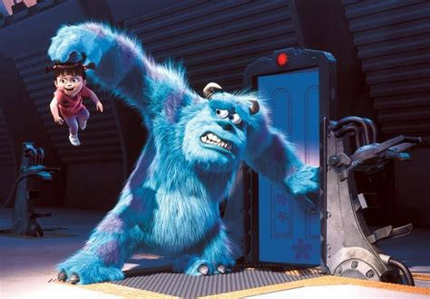 Monsters Inc Scare Floor by The Gallery For Gt Monsters Inc End Credits