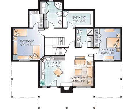 multi generational home floor plans multigenerational house plan home design and style
