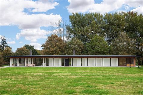 Modern house for sale blends midcentury cues with Scandinavian flair Curbed