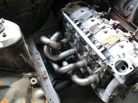 the engine of fame 4 rotor mazda rx 7 fc build