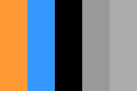 web safe color pl 3 orange priority web safe color palette