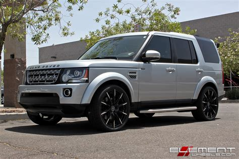 wheels land rover land rover custom wheels elementwheels com