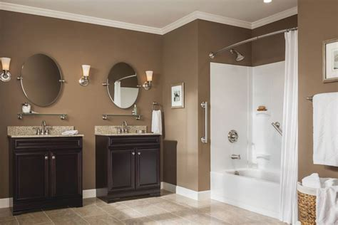 Moen Brantford Bathroom at FergusonShowrooms.com