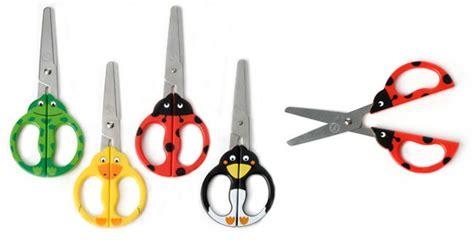 tijeras para cortar papel tijeras con figuras de animales para ni 241 os