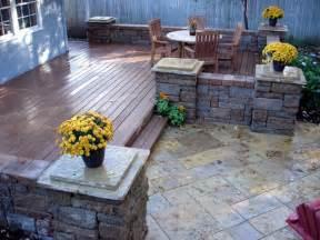 Decks and pavers patios idea how to install a composite