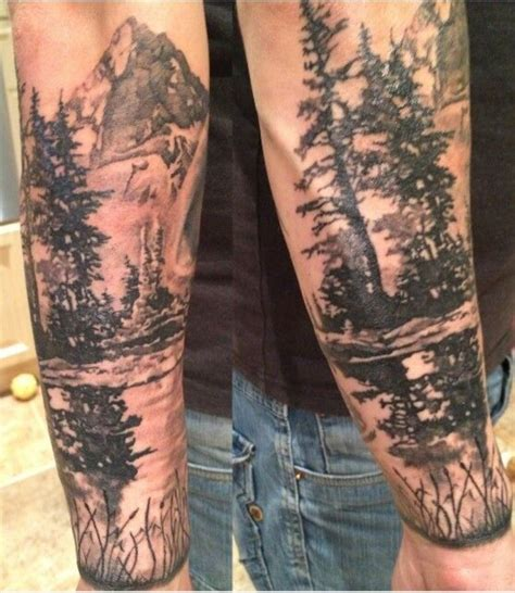 tree sleeve tattoos 30 tree tattoos tattoofanblog