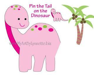 lynnetteart dino mite dinosaur birthday invitaitons