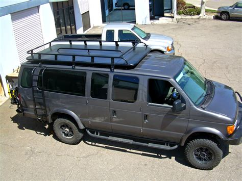 Ford Expedition Roof Rack by Ford Roof Racks Aluminess