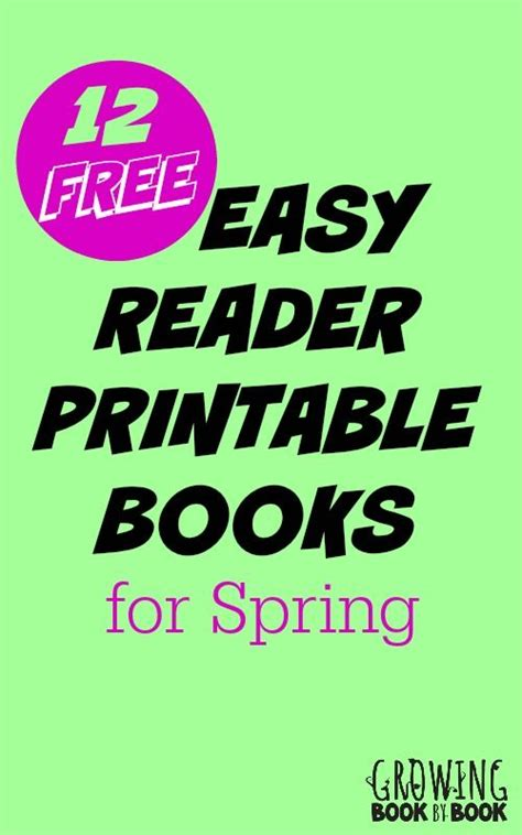 printable children s reading books printable easy reading books for preschoolers 1000 ideas
