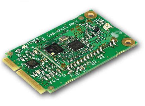 M2m 1i lora m2m communication mini pci express board