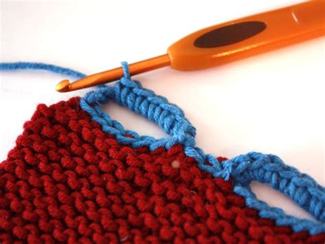button loops knitting crochet stitches part ii techniques with theresa