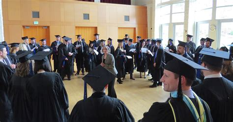 Mba For It Professionals by Mba For Professionals Program Celebrates Commencement