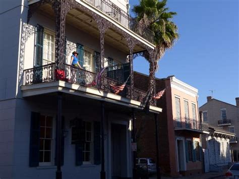 lafitte guest house 2nd floor balcony picture of lafitte