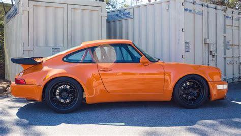 outlaw porsche 911 orange 911 outlaw flatsixes