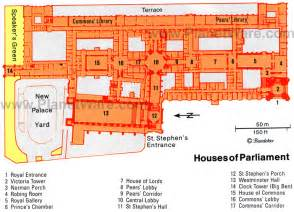 Houses Of Parliament Floor Plan by Exploring The Top Attractions Of London S Houses Of