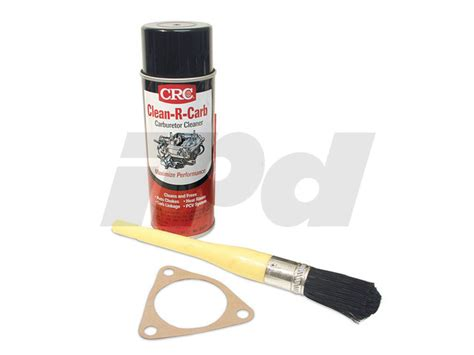 volvo throttle body cleaning kit