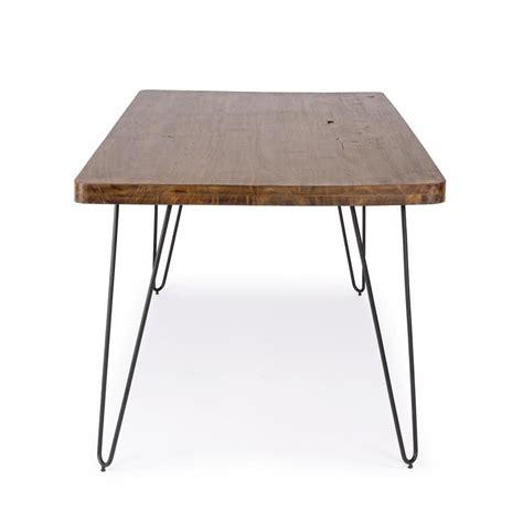 tavolo vintage nairobi t tavolo vintage fisso 175x90 cm con base in