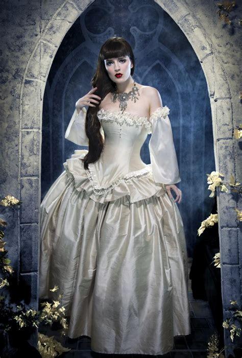 gothic wedding dress for british 8 she12 girls beauty salon