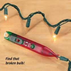 christmas light bulb tester christmas decorating