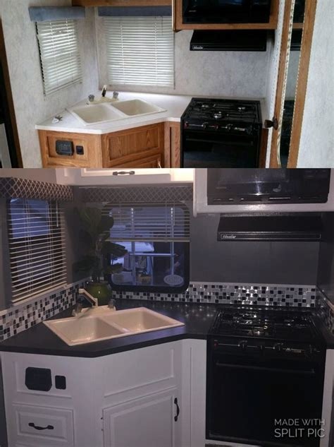Rv Bathroom Remodeling Ideas by Best 25 Rv Remodeling Ideas On Cer
