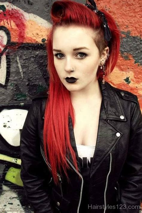 emo punk hairstyles emo hairstyles for girls