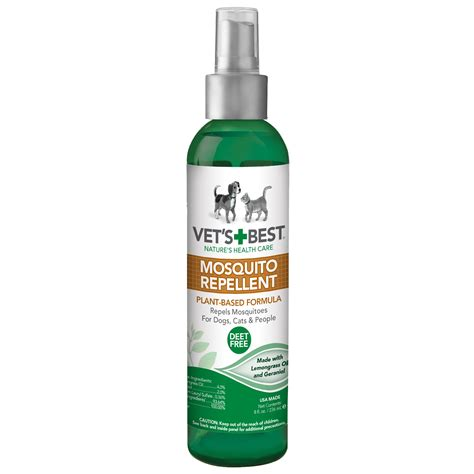 bug repellent for dogs vet s best mosquito repellent spray for dogs cats petco