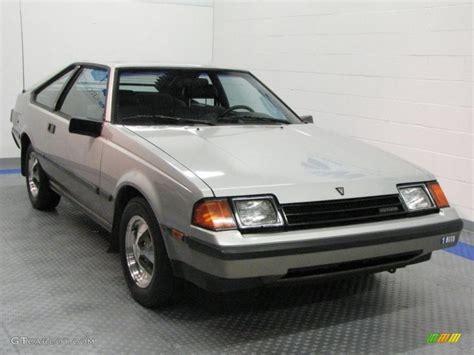 Toyota Celica Gt 1983 1983 Silver Metallic Toyota Celica Gt 26068448 Photo 2