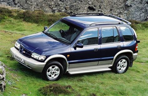 Kia Sportage Bad Reviews Kia Sportage 1995 Car Review Honest