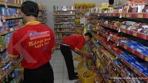 Teh Hijau Di Alfamart alfamart siap akuisisi lawson